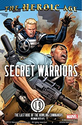 Secret Warriors (2008-2011) #19