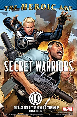 Secret Warriors (2008-2011) No.19