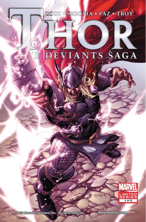 Thor: Deviants Saga #1 (of 5)
