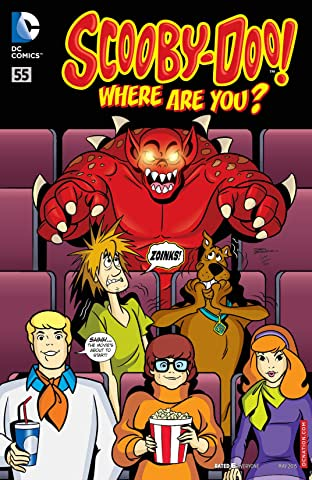 Scooby-Doo, Where Are You? (2010-) No.55