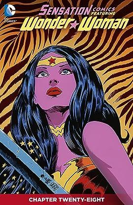 Sensation Comics Featuring Wonder Woman (2014-2015) #28