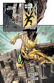 The Savage Hawkman (2011-2013) #5