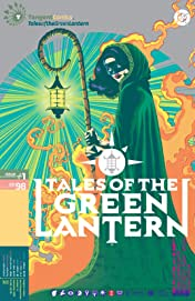 Tangent Comics: Tales of the Green Lantern (1998) #1