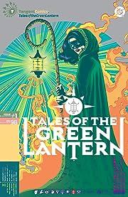Tangent Comics: Tales of the Green Lantern (1998) #1