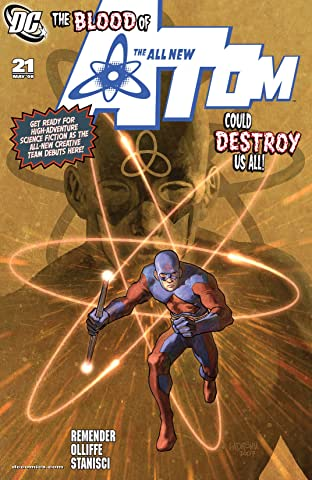The All New Atom (2006-2008) #21