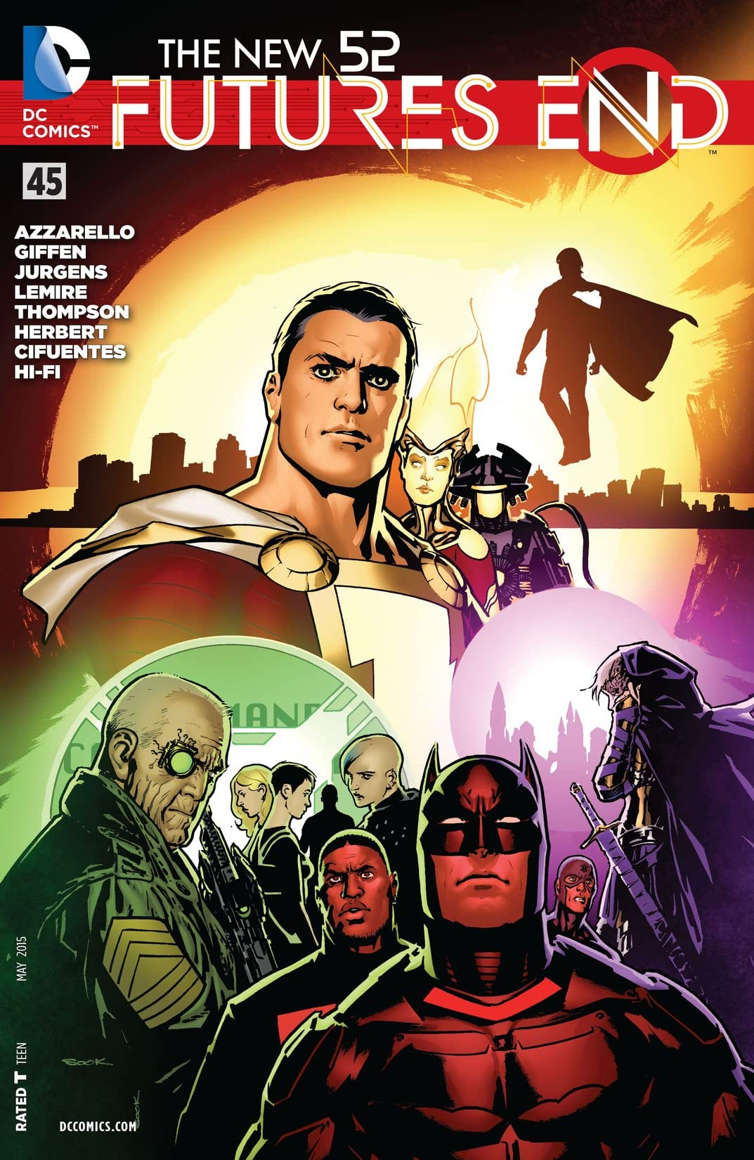 The New 52: Futures End #45