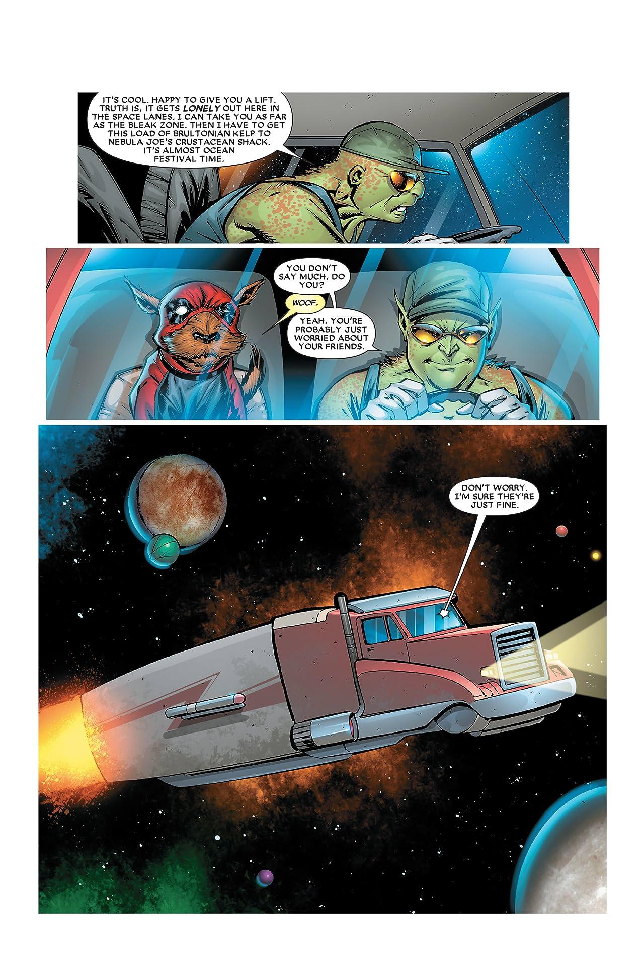 Deadpool Corps #3