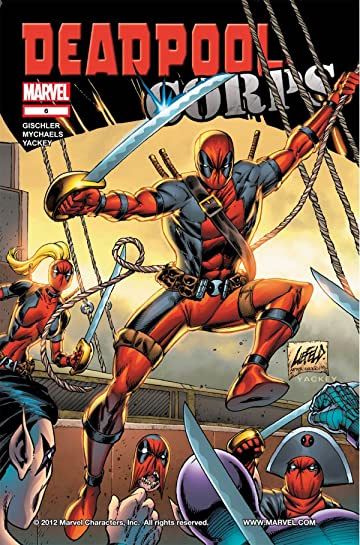 Deadpool Corps #6