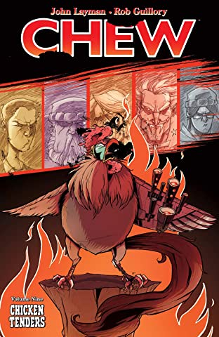 Chew Vol. 9: Chicken Tenders