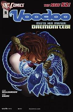 Voodoo (2011-2012) #5