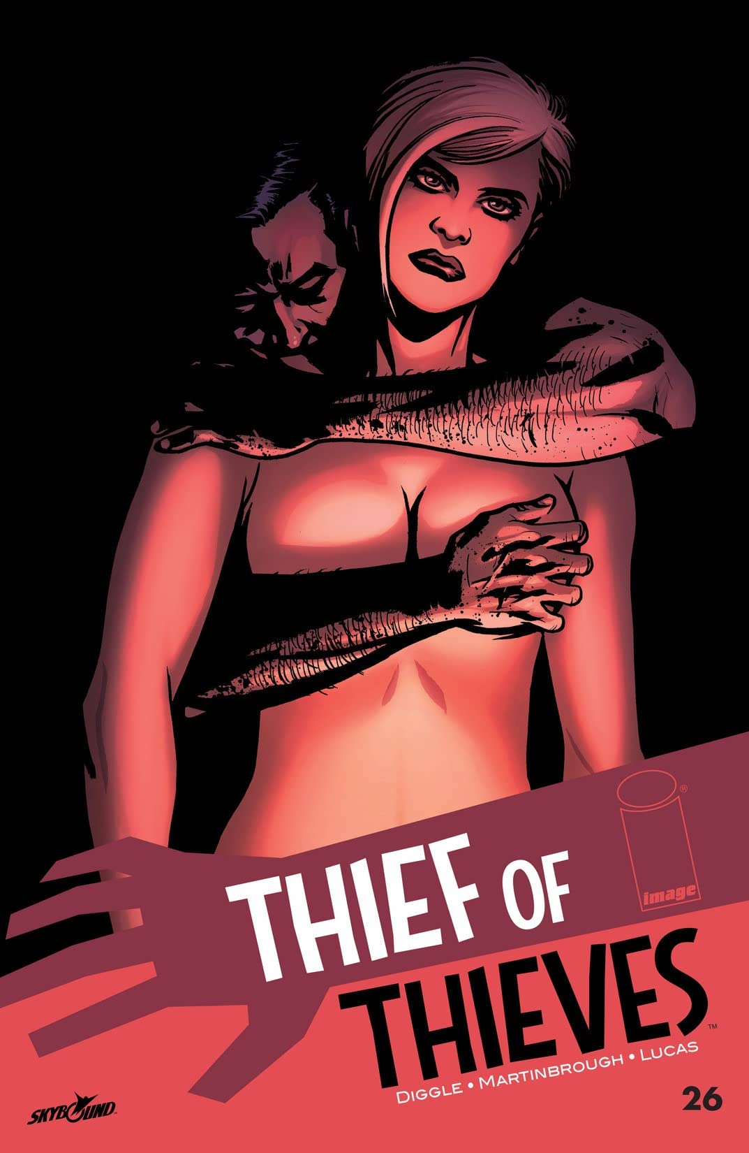 Thief of Thieves #26