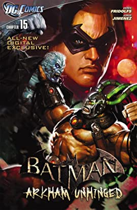 Batman: Arkham Unhinged No.15