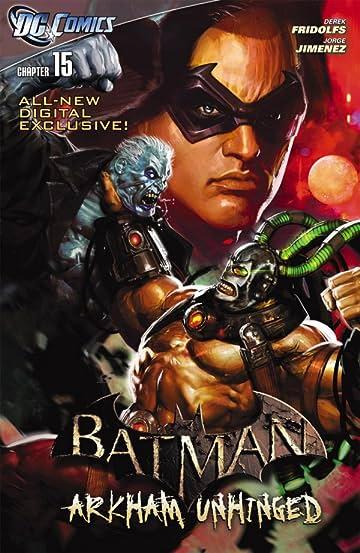 Batman: Arkham Unhinged #15