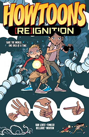 Howtoons (Re)Ignition Tome 1