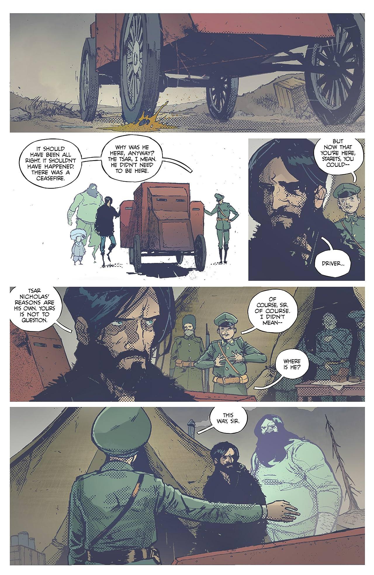 Rasputin #5