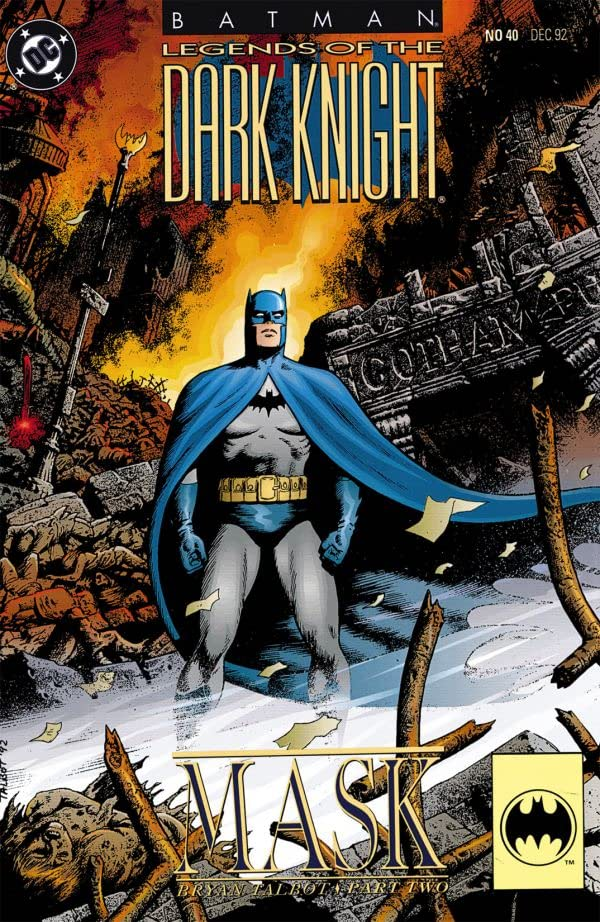 Batman: Legends of the Dark Knight #40