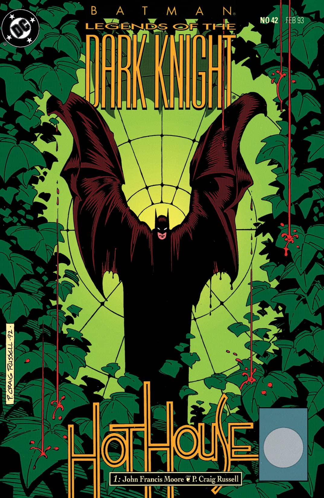 Batman: Legends of the Dark Knight #42