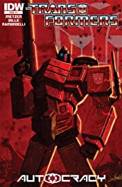 Transformers: Autocracy #1