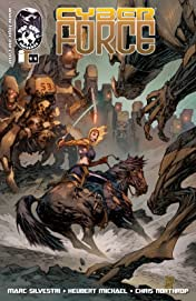 Cyber Force (2012) #11