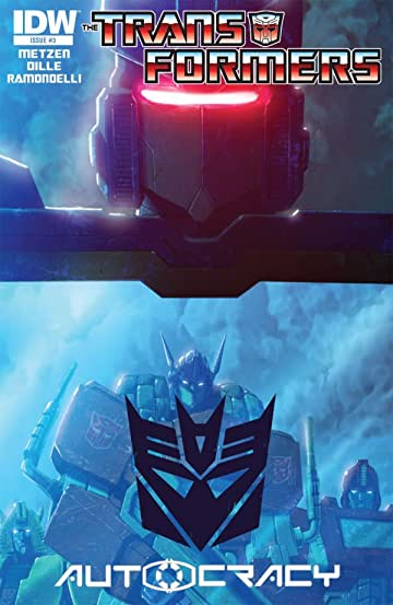 Transformers: Autocracy #3