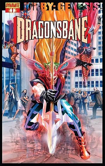 Kirby: Genesis - Dragonsbane #1