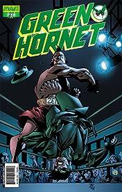 Green Hornet #21