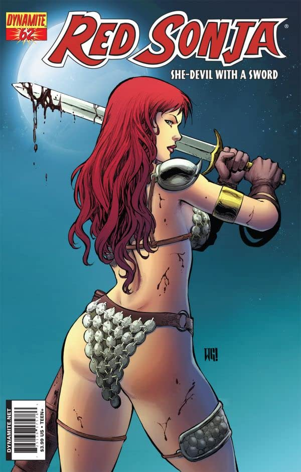Red Sonja: She-Devil With A Sword #62