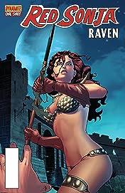 Red Sonja: Raven