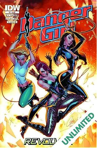 Danger Girl: Revolver #1 (of 4)