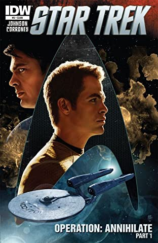Star Trek (2011-2016) No.5