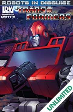 Transformers: Robots In Disguise (2011-2016) #1