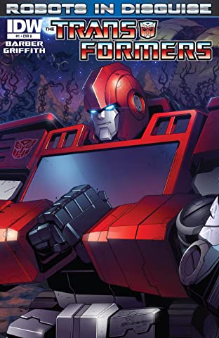 Transformers: Robots In Disguise (2011-2016) No.1