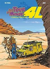 Mon Tour du Monde en 4L Vol. 1: De Meudon à Dakar, approximativement...