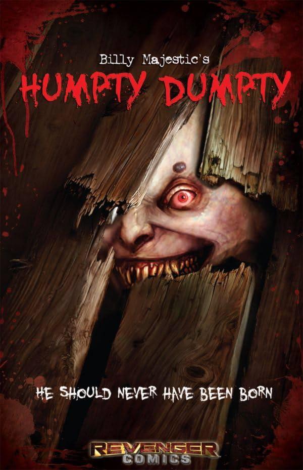 Billy Majestic's Humpty Dumpty