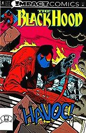 The Black Hood (Impact Comics) #4
