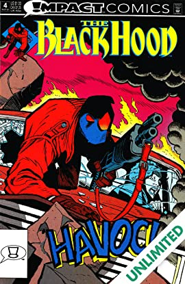 The Black Hood (Impact Comics) #4