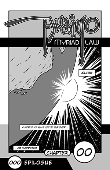Avaiyo: Myriad Law #000