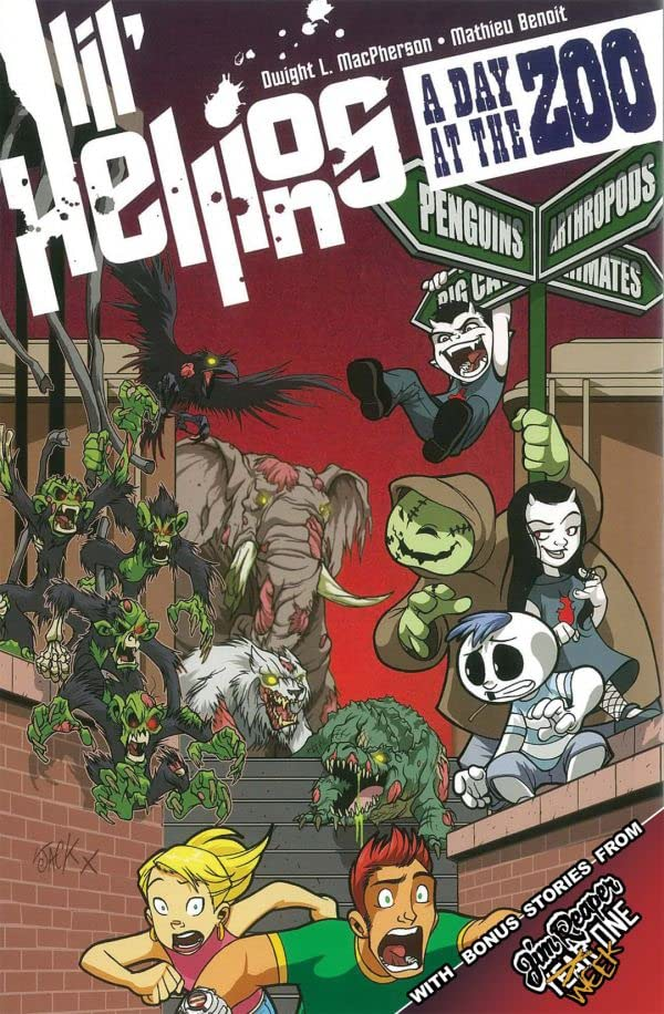 Lil Hellions: Preview