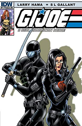 G.I. Joe: A Real American Hero No.175