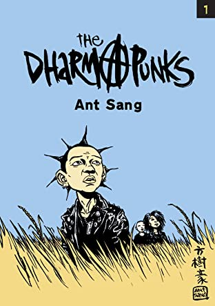 The Dharma Punks #1