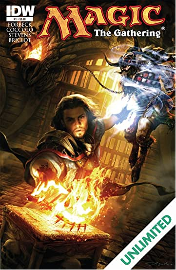 Magic: The Gathering #1