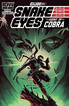 G.I. Joe: Snake Eyes, Agent of Cobra #2 (of 5)