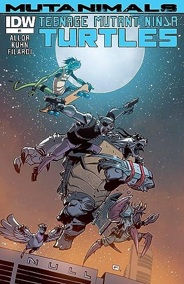 Teenage Mutant Ninja Turtles: Mutanimals #1 (of 4)
