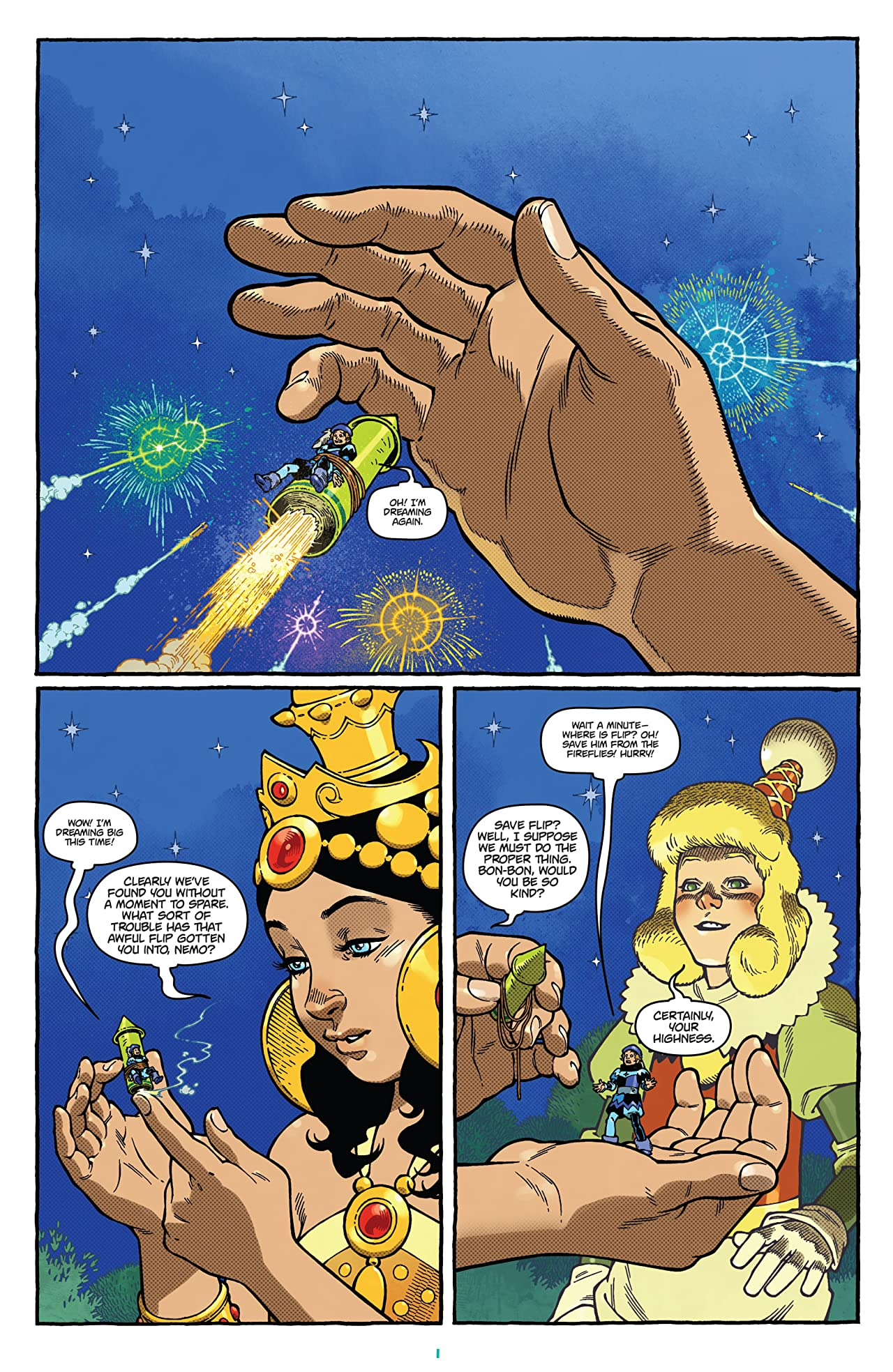 Little Nemo: Return To Slumberland #4