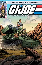 G.I. Joe: A Real American Hero #211
