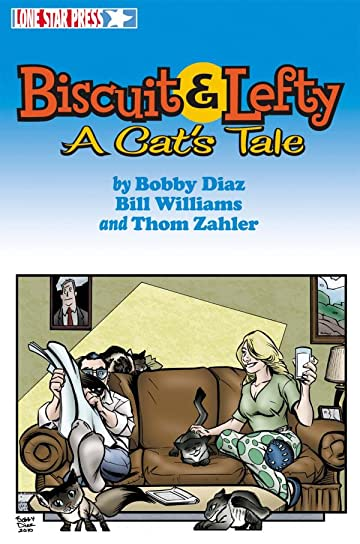 Biscuit & Lefty: A Cat's Tale