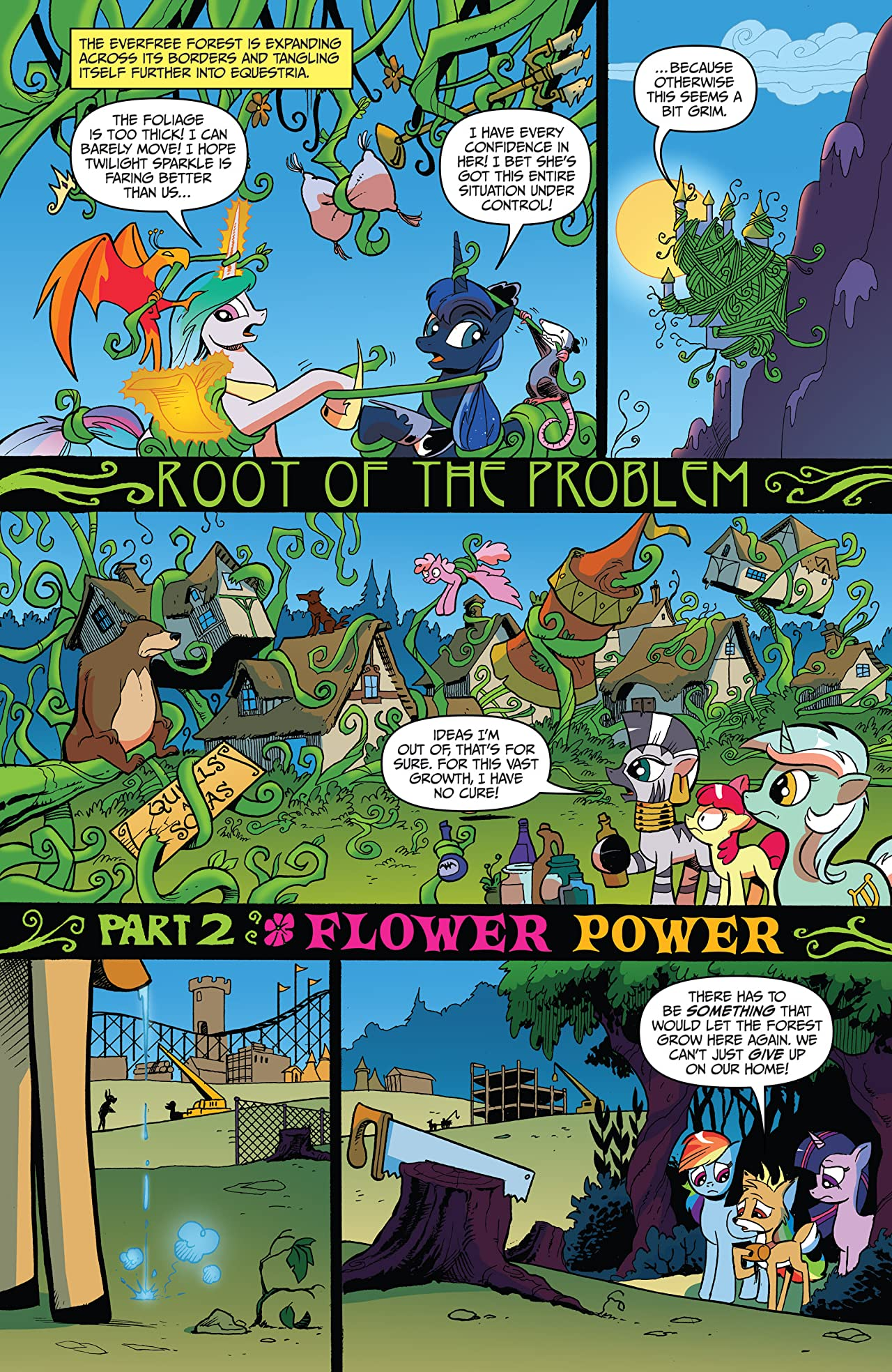 My Little Pony: Friendship Is Magic #28
