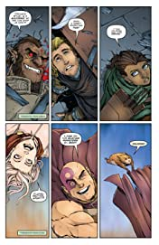 Dungeons & Dragons: Legends of Baldur's Gate #5