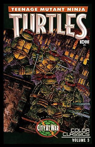 Teenage Mutant Ninja Turtles: Color Classics Vol. 3 #3