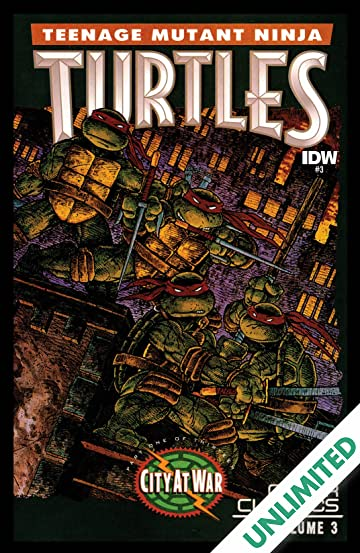Teenage Mutant Ninja Turtles: Color Classics Vol. 3 #3